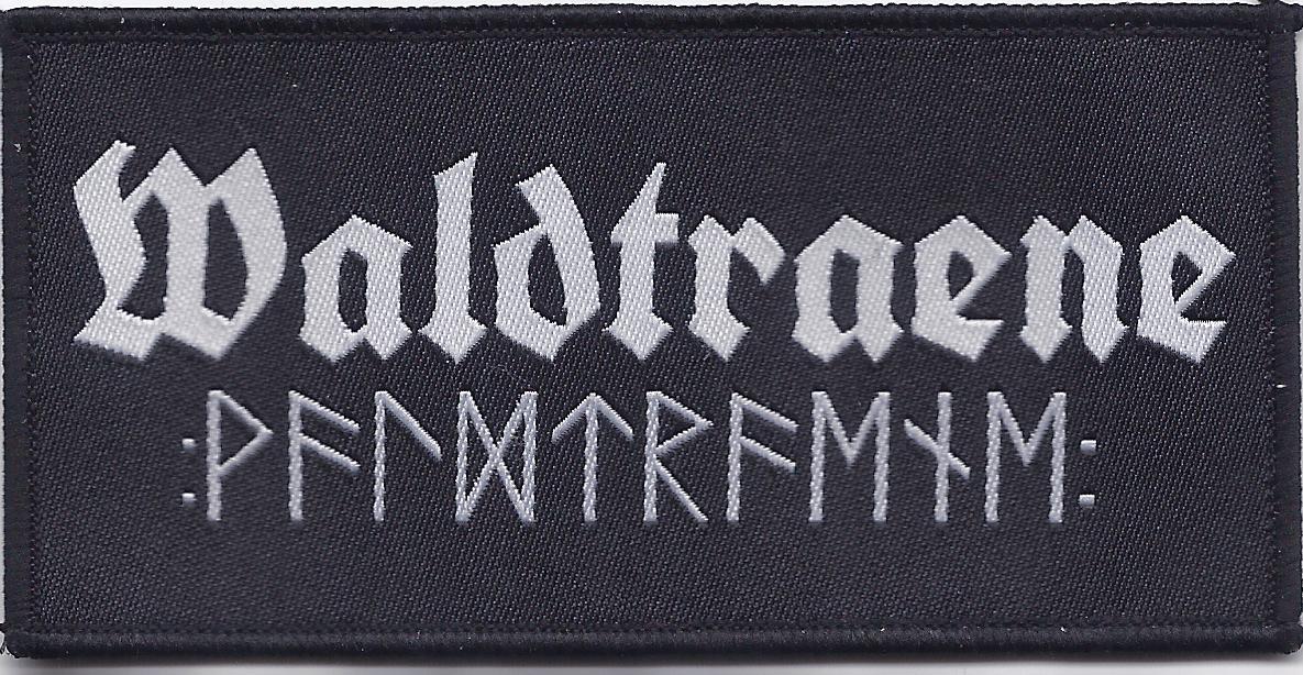 Waldtraene - Runes Aufnäher